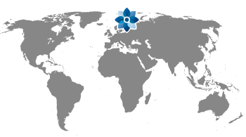 estravel logo map