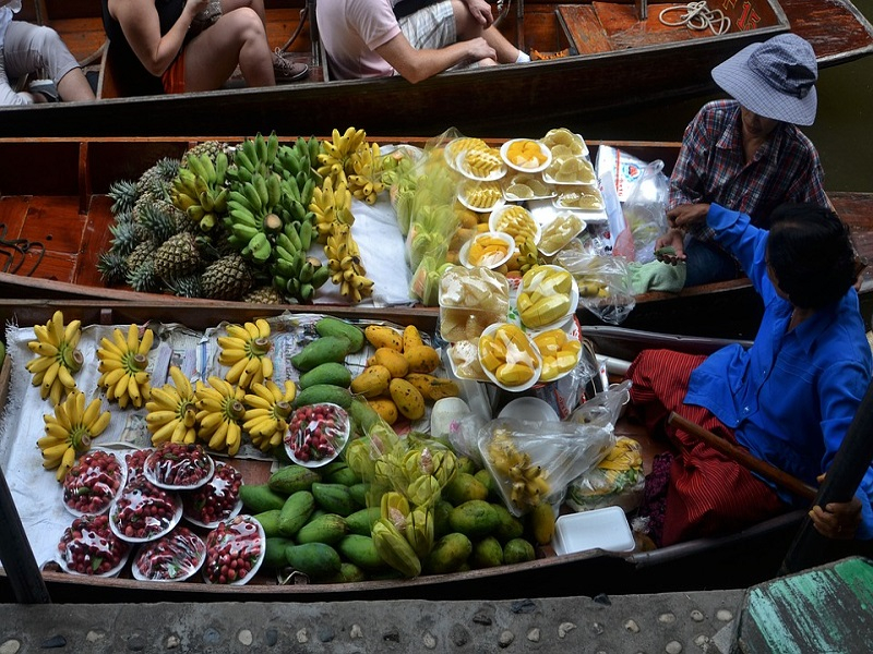 Fruits-Boats-Food-Tropical-Travel-Cooking-1023722
