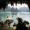 Vinh Ha Long Grotto, Vietnam